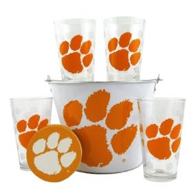 Clemson Tigers Gift Bucket Set