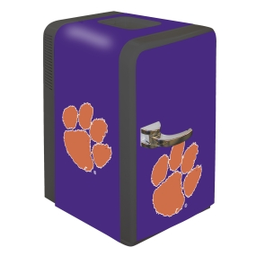 Clemson Tigers Portable Party Refrigerator