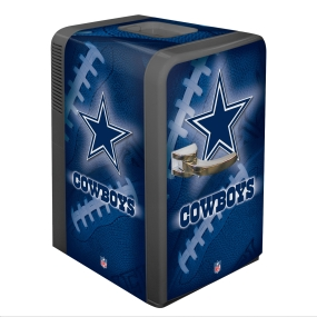Dallas Cowboys Portable Party Refrigerator
