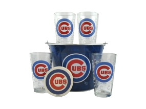 Chicago Cubs Gift Bucket Set