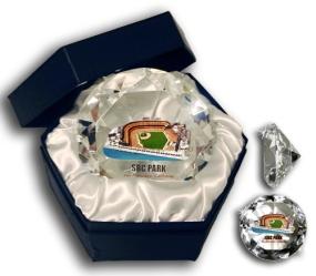 SBC PARK DIAMOND GLASS
