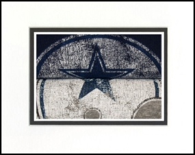 Dallas Cowboys Vintage T-Shirt Sports Art