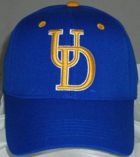 Delaware Fighting Blue Hens Team Color One Fit Hat