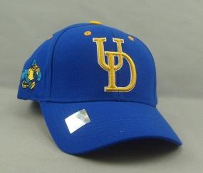 Delaware Fighting Blue Hens Adjustable Hat