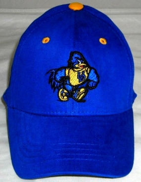 Delaware Fighting Blue Hens Youth Team Color One Fit Hat