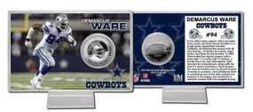 Demarco Ware Silver Coin Card