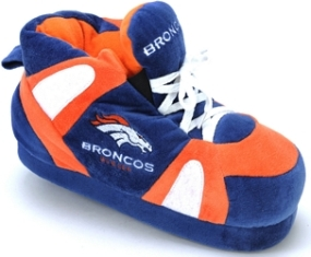 Denver Broncos Boot Slippers