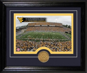 West Virginia University Mountaineer Field Desktop Photomint
