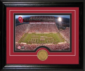 University of Oklahoma Memorial Stadium Desktop Photomint