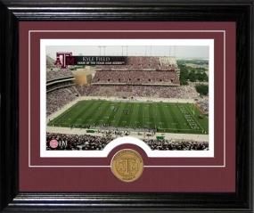 Texas A&M Kyle Field Desktop Photomint