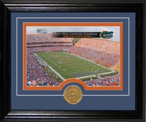 University of Florida Ben Hill Griffin Stadium Desktop Photomint