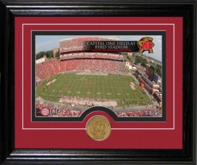University of Maryland Capital One Field at Byrd Stadium Desktop Photomint