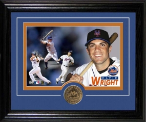 "DAVID WRIGHT ""DESKTOP"" PHOTO MINT"