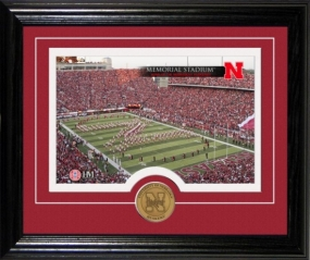 University of Nebraska Memorial Stadium Desktop Photomint