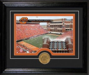 Oklahoma State University Boone Pickens Desktop Photomint