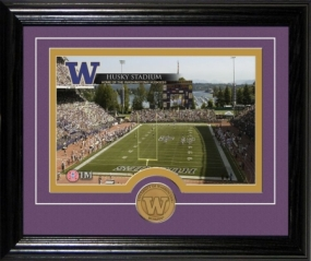 University of Washington Husky Stadium Desktop Photomint