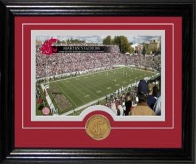 Washington State University Martin Stadium Desktop Photomint