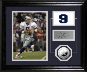 Tony Romo Player Pride Desktop Photo Mint