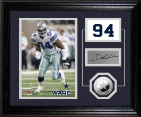 DeMarcus Ware Player Pride Desktop Photo Mint