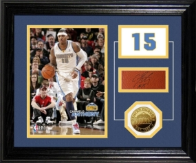 Carmelo Anthony Facsimile Signature Mint