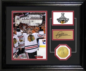 Patrick Kane Stanley Cup Pride Photo Mint
