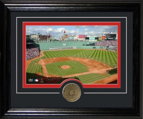 "FENWAY PARK ""DESKTOP"" PHOTOMINT"