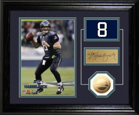 Matt Hasselbeck Player Pride Desk Top Photo Mint