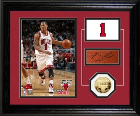 Derrick Rose Player Pride Desk Top