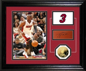Dwyane Wade Player Pride Desk Top