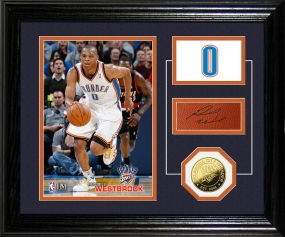 Russell Westbrook Player Pride Desk Top