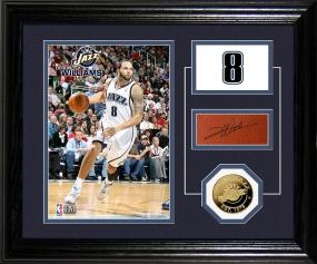 Deron Williams Player Pride Desk Top