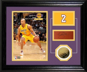 Derek Fisher Player Pride Desk Top