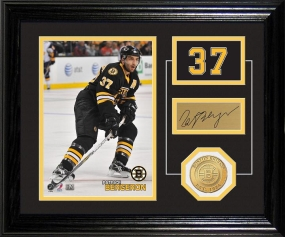 Patrice Bergeron Player Pride Desk Top
