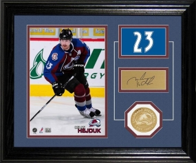 Milan Hejduk Player Pride Desk Top