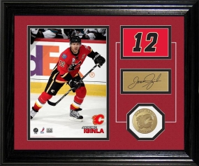 Jarome Iginla Player Pride Desk Top