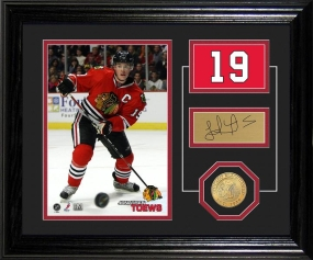 Jonathan Toews Player Pride Desk Top