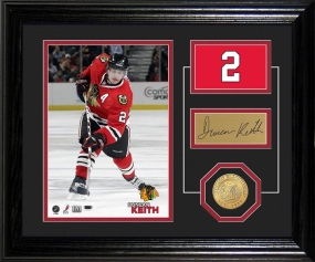 Duncan Keith Player Pride Desk Top