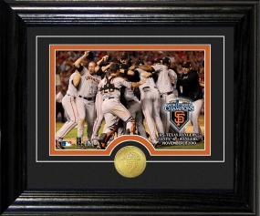 San Francisco Giants 2010 World Series Champions Celebration Desk Top