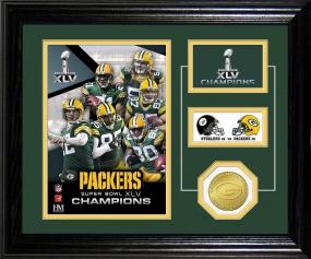 Super Bowl XLV Champions Celebration Desktop