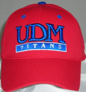 UDM Titans Team Color One Fit Hat
