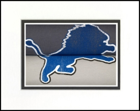 Detroit Lions Vintage T-Shirt Sports Art