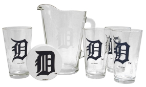 Detroit Tigers Pitcher Set