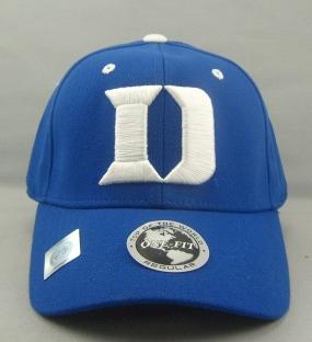 Duke Blue Devils Team Color One Fit Hat