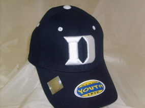 Duke Blue Devils Youth Team Color One Fit Hat