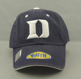 Duke Blue Devils Youth Crew Adjustable Hat