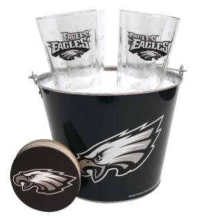 Philadelphia Eagles Gift Bucket Set