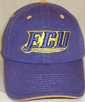 East Carolina Pirates Adjustable Crew Hat