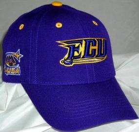 East Carolina Pirates Adjustable Hat