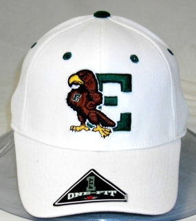Eastern Michigan Eagles White One Fit Hat