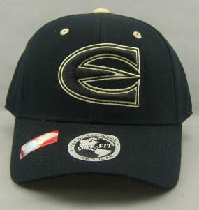 ESU Hornets Black One Fit Hat